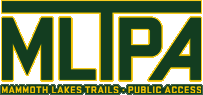 The Mammoth Lakes Trails and Public Access Foundation Logo